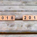 2018年の反省点&2019年の目標を考えてみた結果…